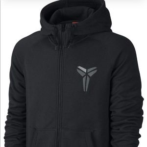 Nike Kobe aw77 full hooded sweatshirt